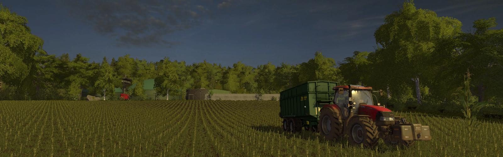 Hermanns Eck - Willkommen im grünen Tal