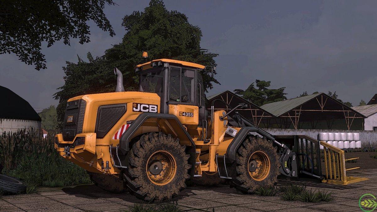 JCB 435S