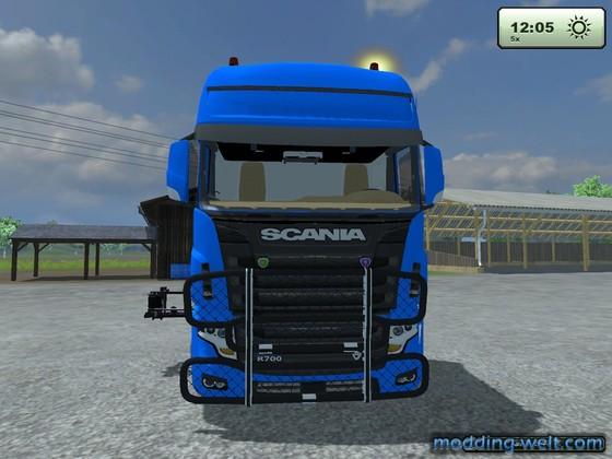 Mein R700