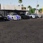 Muscle cars im Ls 19