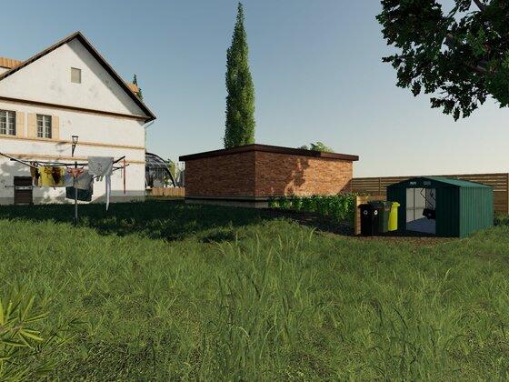 WIP: Nordenfeld, Pre-Alpha