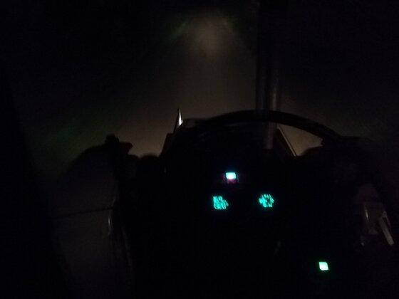 Nachtfahrt :D