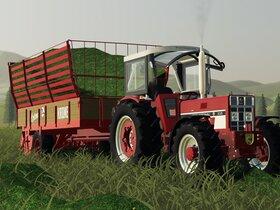 IHC 833 mit Krone Alleslader