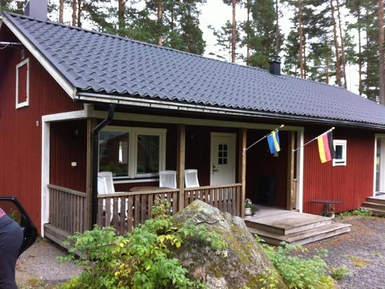 Ferienhaus in Schweden :-)