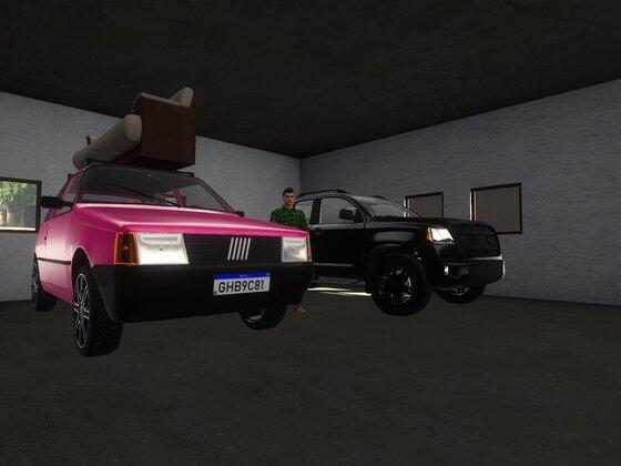 Auto vom Schrottplatz und neues Auto :D
