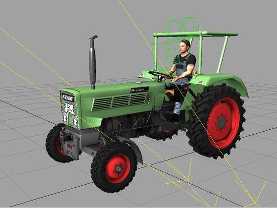 Fendt Farmer 103s