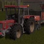 Schlüter Super 1250 VL mit Landsberg Plus LH 3631