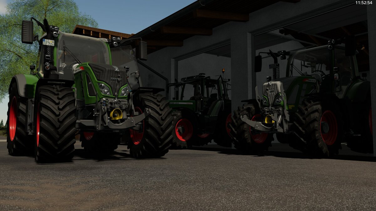 Fendt Power
