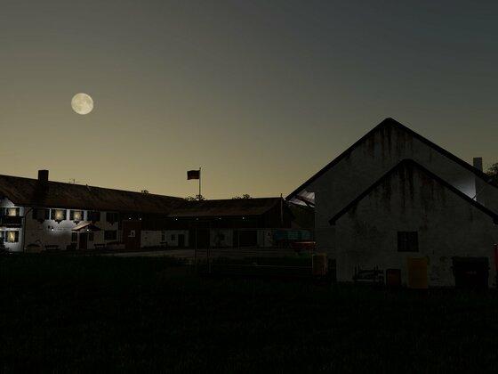 Nacht in Birkenfeld
