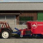 Fiatagri 110-90 & Siloking TrailedLine Duo1814