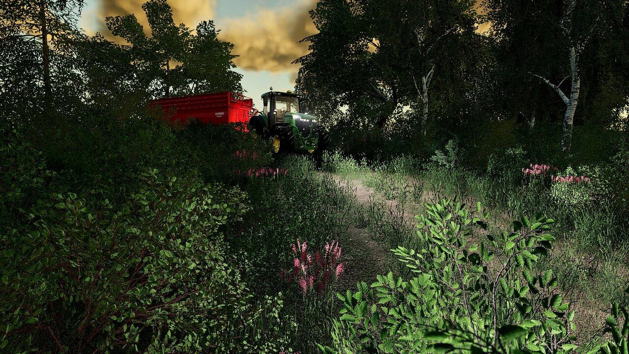 W.I.P Lange Heide - Ingame Impressionen