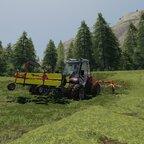 Alpine Technik im Einsatz