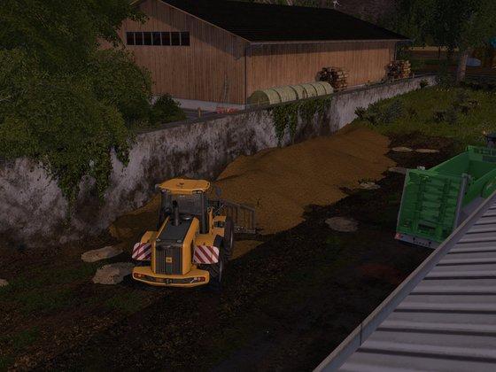 Projekt Goldrush Mist Lade Stelle