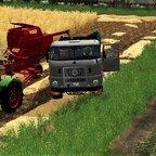 Getreide noch am Feld verkauft