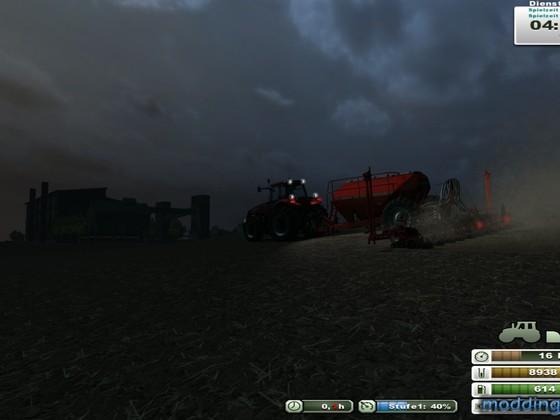 Neu zugang der Mais und Rübenlege Einheit !!!