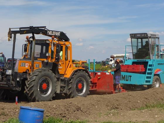 Traktorpulling Reichling 1