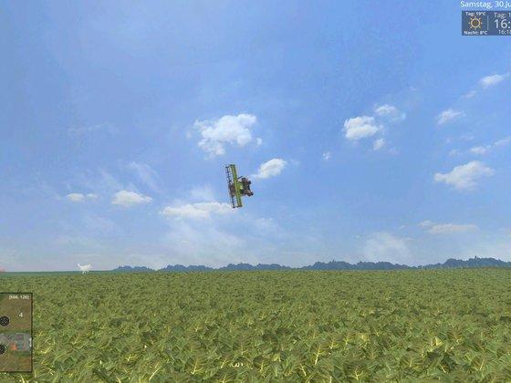 fliegen :D