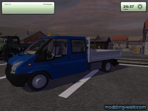 Ford transit ( Privat mod anfragen sinnlos!!!!!)
