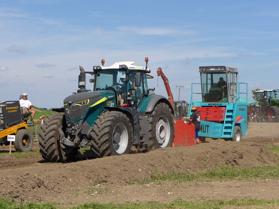 Traktorpulling Reichling 4