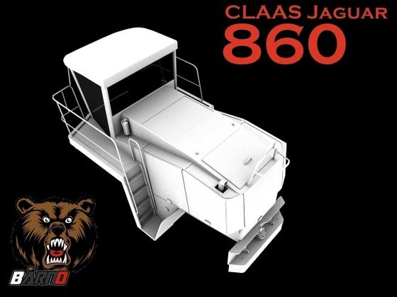 Claas Jaguar 860 *Neubau* Die zweite