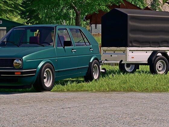 #VW Golf II