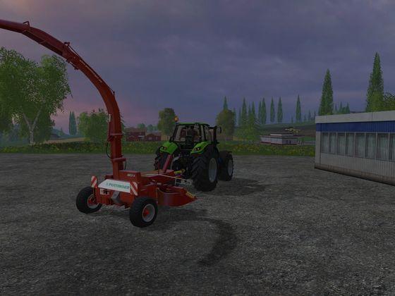 Pöttinger MEX6 DL Version