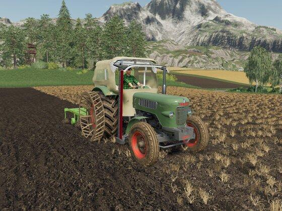 Ackern mim Farmer 2