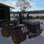 Wintereinbruch in Rade