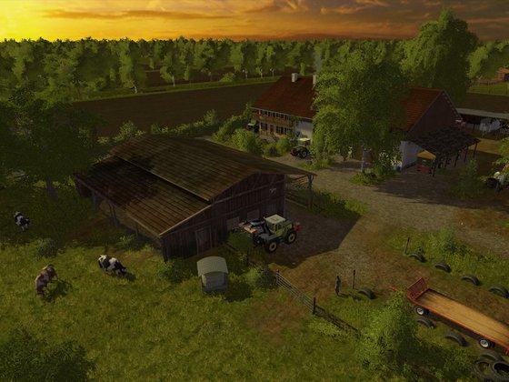 Kaues Kamp Kuhhof (Privatumbau)