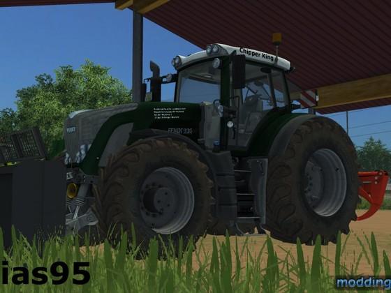 Fendt 935 Forst