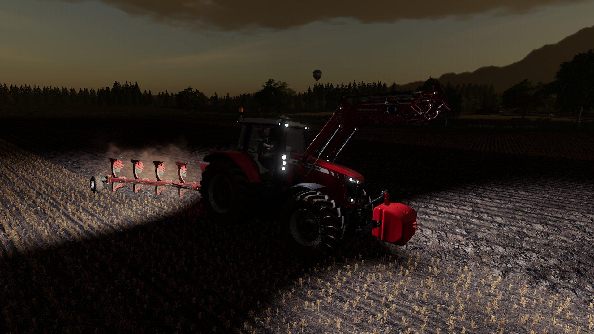 Freunde der Landwirtschaft - Multiplayer Hinterkaifeck