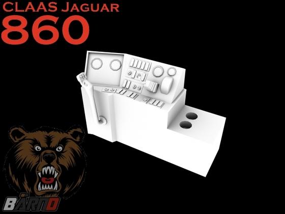 Claas Jaguar 860 *Neubau*