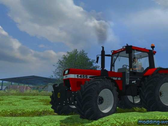 Case IH 1455 XL Profi
