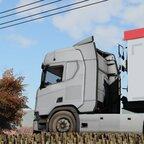 Scania mit Benalu
