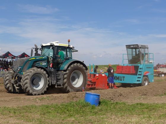 Traktorpulling Reichling 2