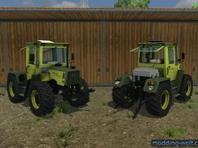 MB-Trac 900