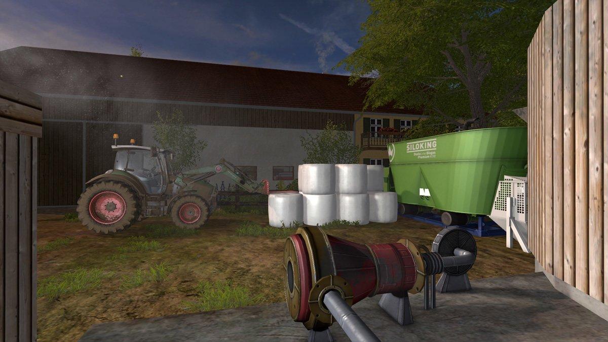 Bauernhof-Impression