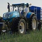 Der neue Rübentransporter auf der Birkenfeld ... 🤟