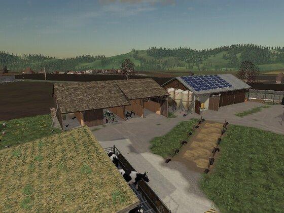 Mein neuer Hof in Untergrießbach