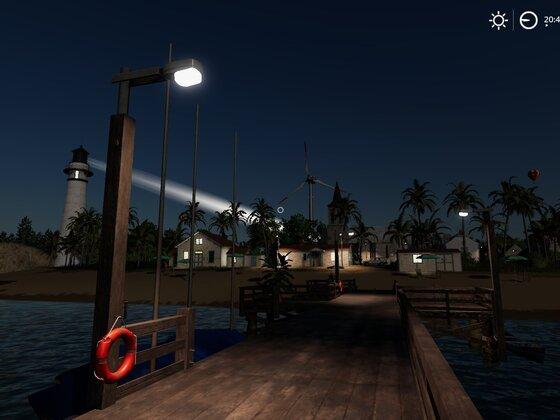 Merlot Umbau zur Kleinen Insel