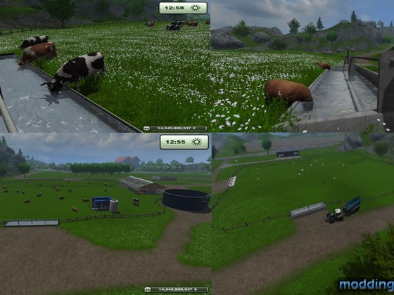 Update Ifko World - Kuh- und Schafzone