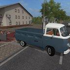 VW Bus ... ich liebe es!