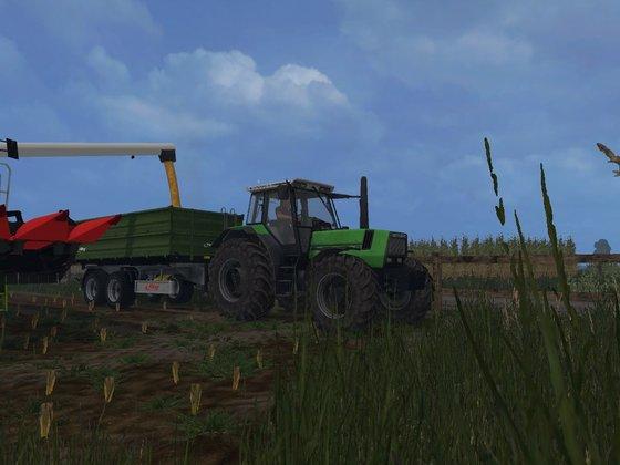 Agrostar 6.61 mit Fliegl