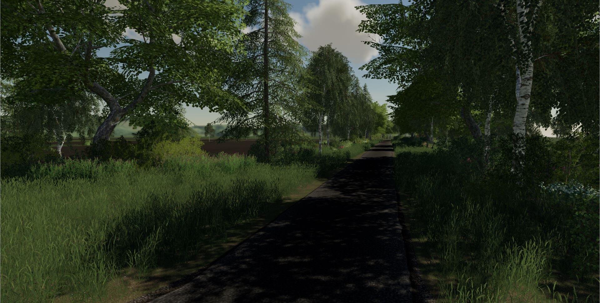 Lange Heide, irgendwo in Norddeutschland zwischen Hamme und Wümme -01