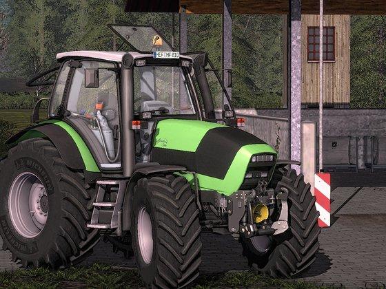 Deutz Fahr M 620