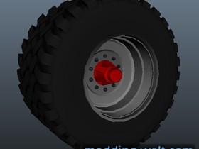 Reifen für Krampe Bandit