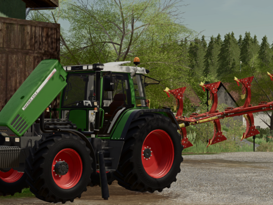 #Fendt Favorit 514