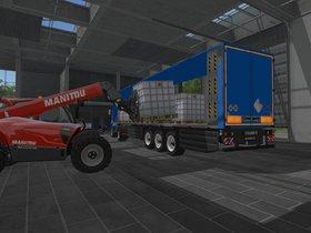 Cargobull S.CS loading