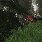 Die 2 Fendts im Wald