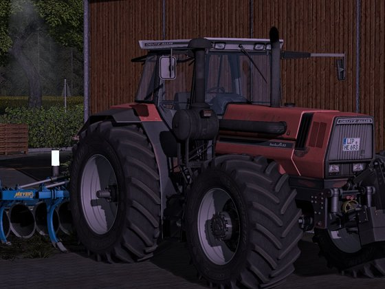 Deutz Allis 693 & Meyer